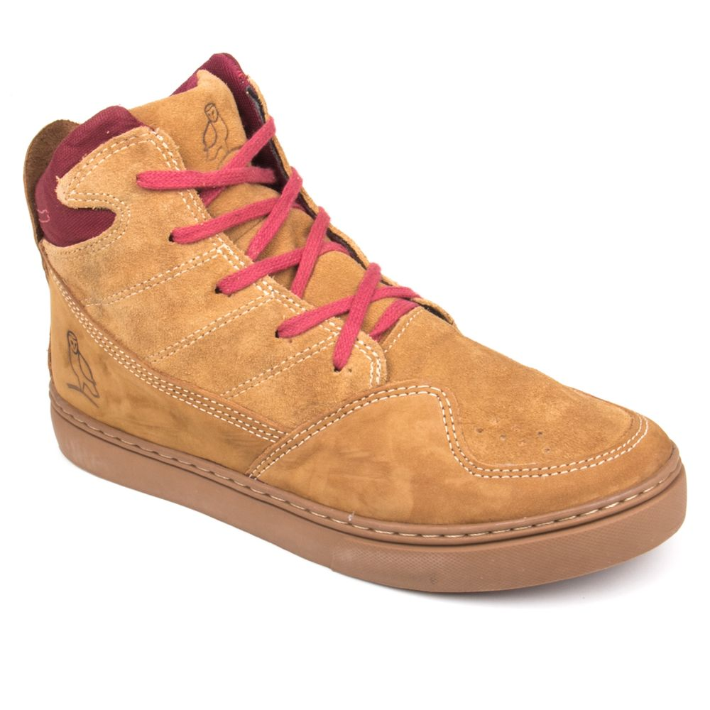 Tenis-Casual-Masculino-M-Boots-Golden