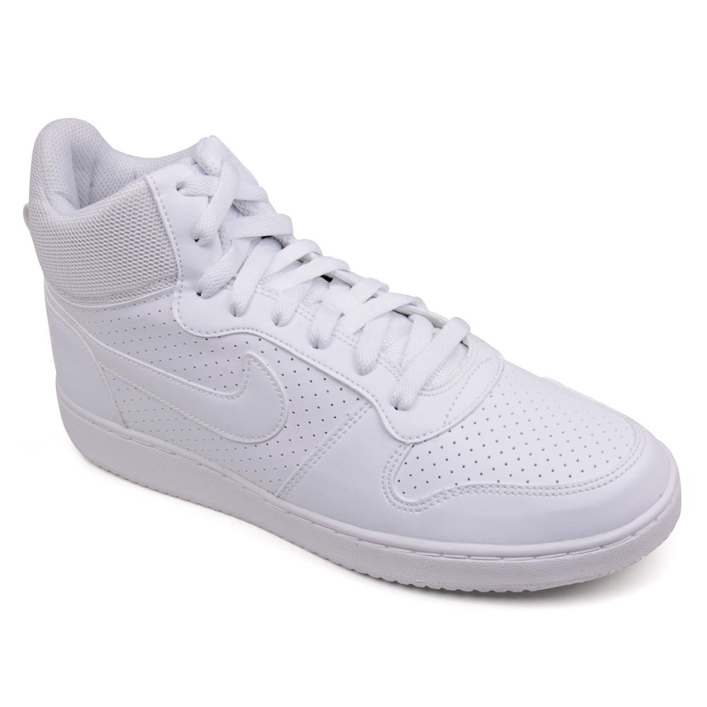 Tenis-Masculino-Nike-Recreation-Mid-branco