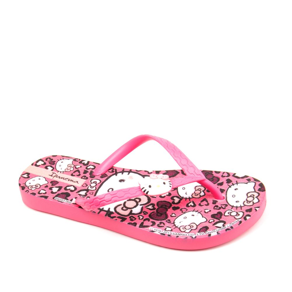 Chinelo-Infantil-Ipanema-Hello-Kitty-26175-rosa