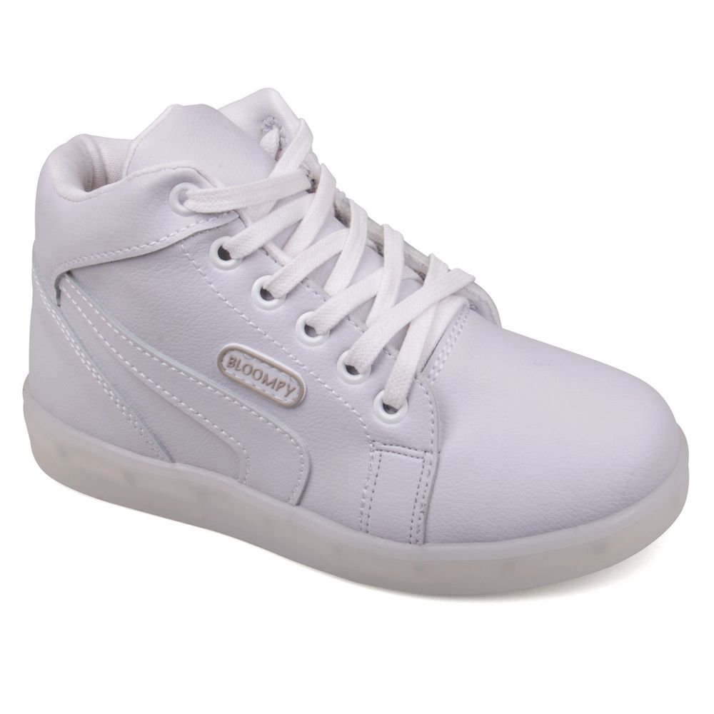 Tenis-Infantil-Bloompy-Led-8301-branco