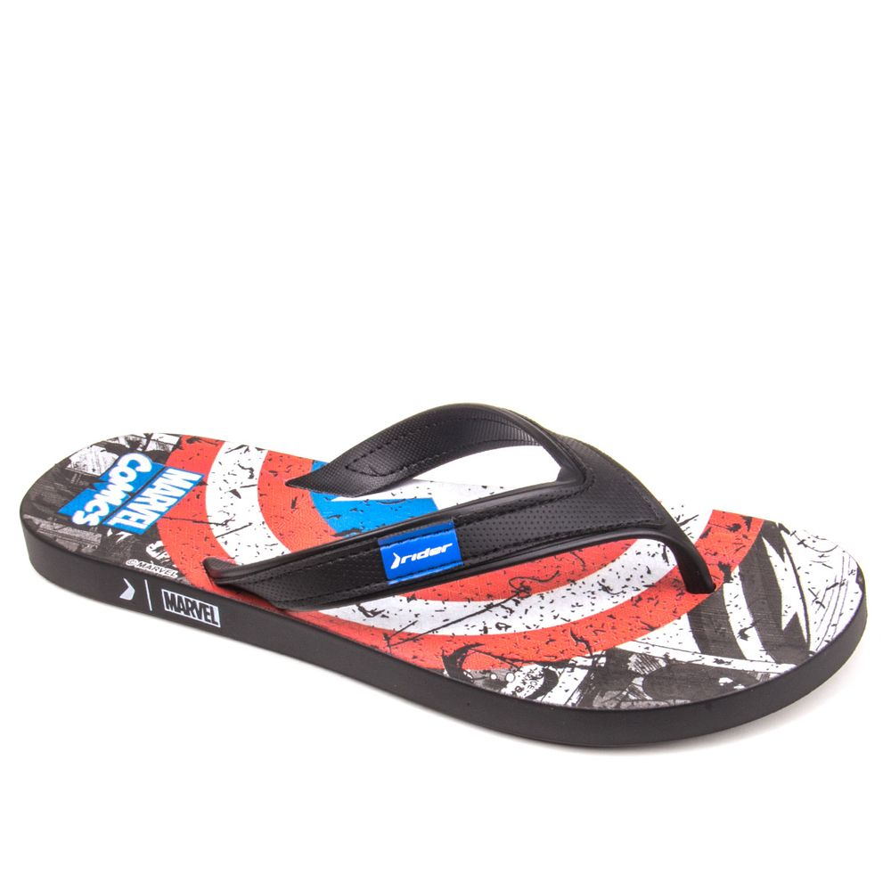 Chinelo-Masculino-Rider-Shape-Mix-Marvel-11165---PTOVM-AZ