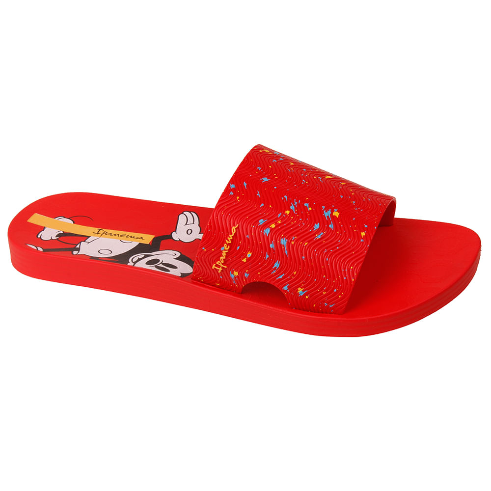 c1b8cd760 _MG_3075 _MG_3076 Chinelo Feminino Grendene Ipanema Disney Slide 26425 R$  ...